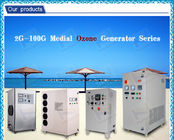 Oxygen source Adjustable ozone generator industrial with air dryer and air compressor